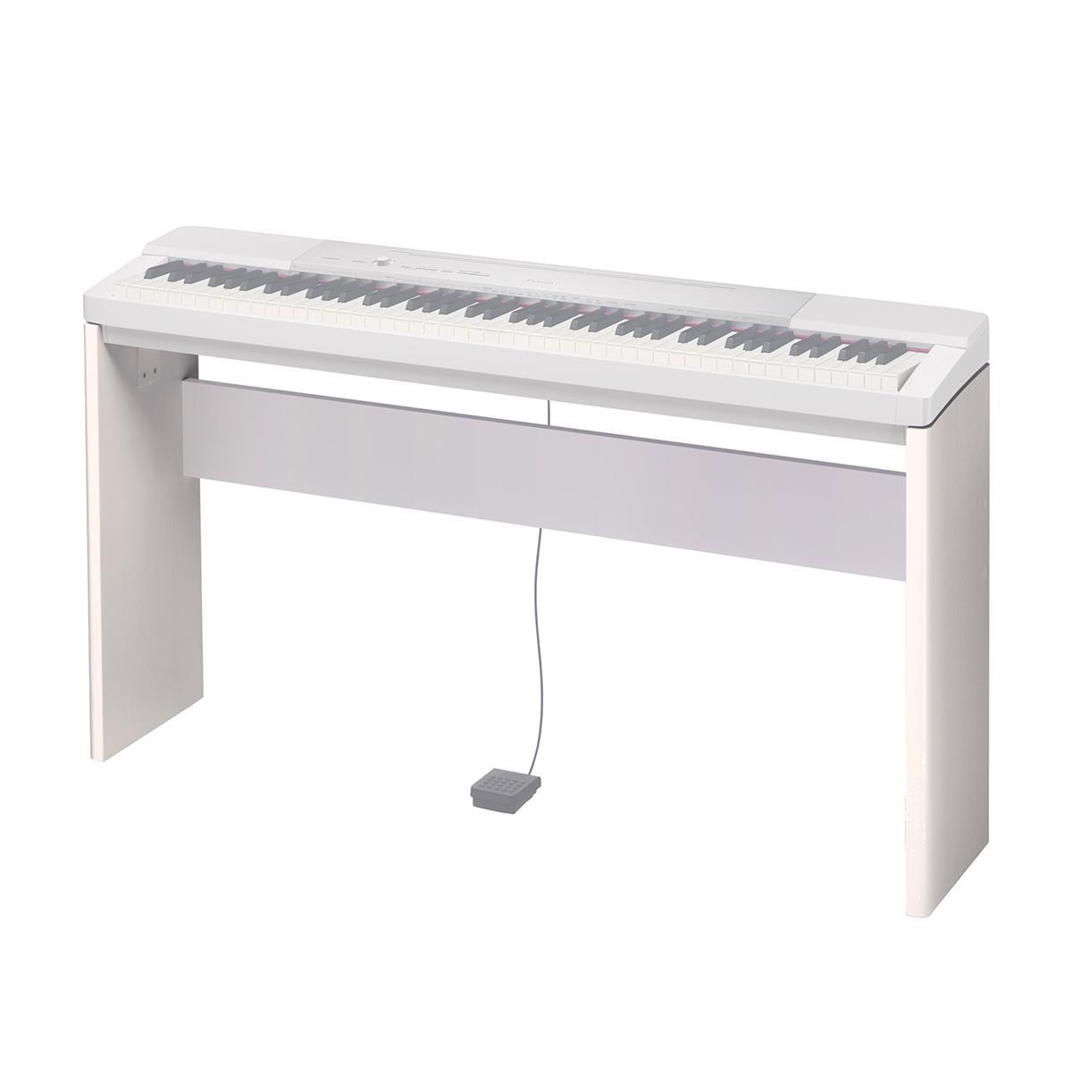 Suporte Stand Para Pianos Branco Cs - 67Pwe Casio