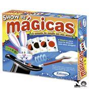 Jogo Show De Mágica 8 Truques 2921 Xalingo