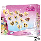 Jogo Da Memória Princesa Disney Com 24 Peças Em Madeira 1893.2 Xalingo
