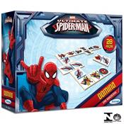 Jogo Dominó De Madeira Ultimate Spider Man 20054 Xalingo