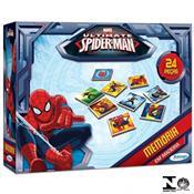 Jogo De Memória Madeira Ultimate Spider Man 20087 Xalingo