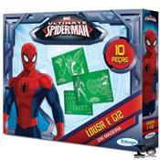 Conjunto Lousa E Giz Ultimate Spider Man 20121 Xalingo