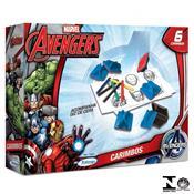 Conjunto De Carimbos Avengers 15065 Xalingo