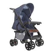 Carrinho De Bebê Thor Plus Jeans 03900.35 Tutti Baby