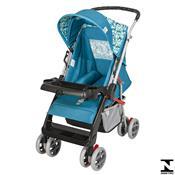 Carrinho De Bebê Thor Azul Turquesa 03900.35 Tutti Baby