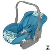Bebê Conforto Nino 0 À 13Kg Azul Turquesa 04700.35 Tutti Baby