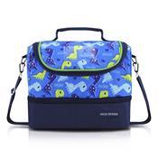 Bolsa Térmica Azul Escuro Para Alimentos Ahl16123 Jacki Design