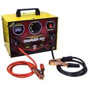 Carregador De Baterias Charger 500 Box 50Amp V8 Brasil