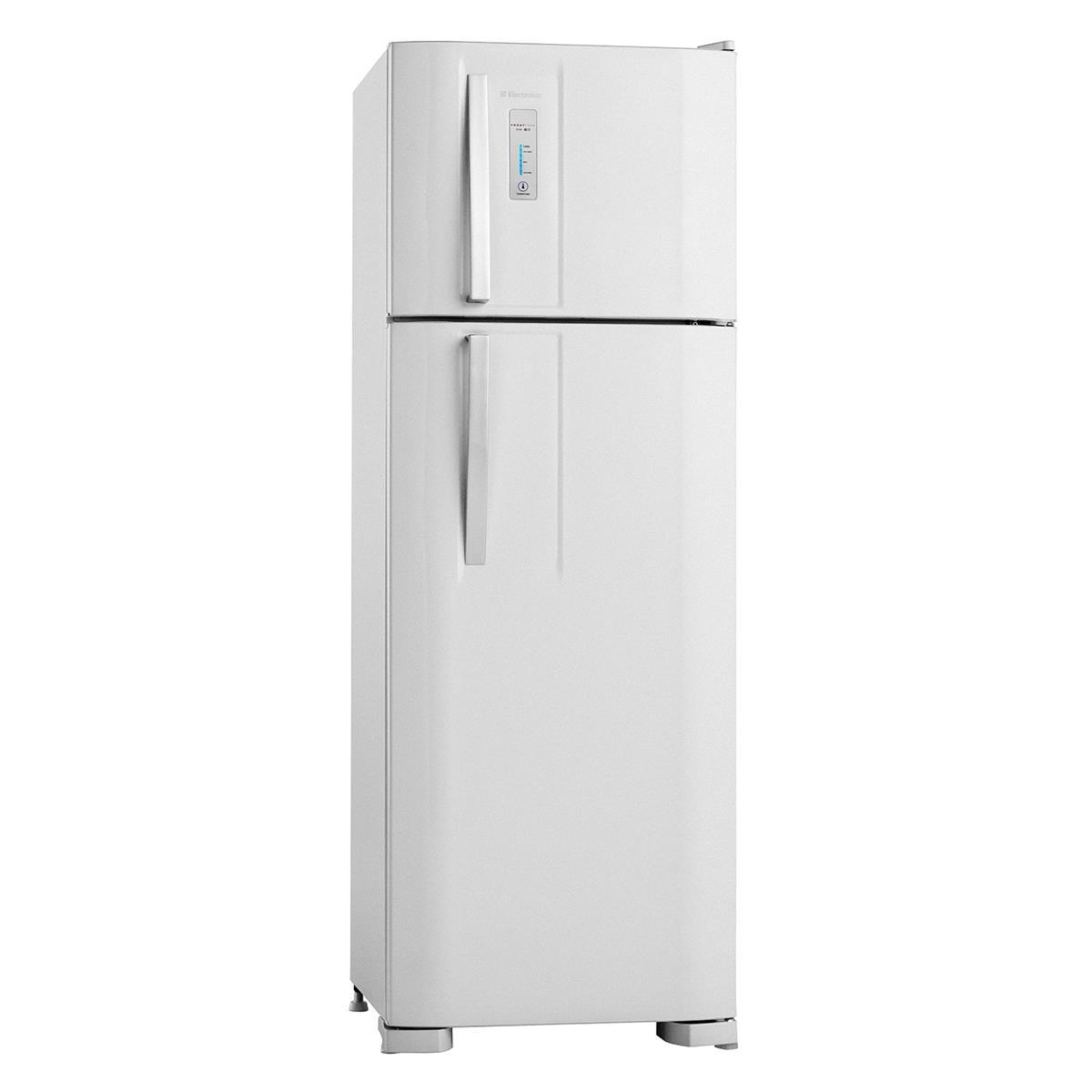 Geladeira Frost Free 2 Portas 310L Branco Df36a Electrolux