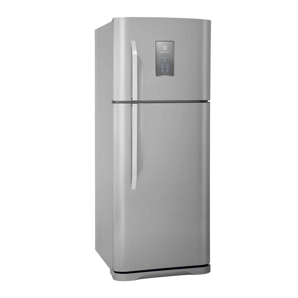 Refrigerador Side By 504L 2 Portas Ss72x Electrolux