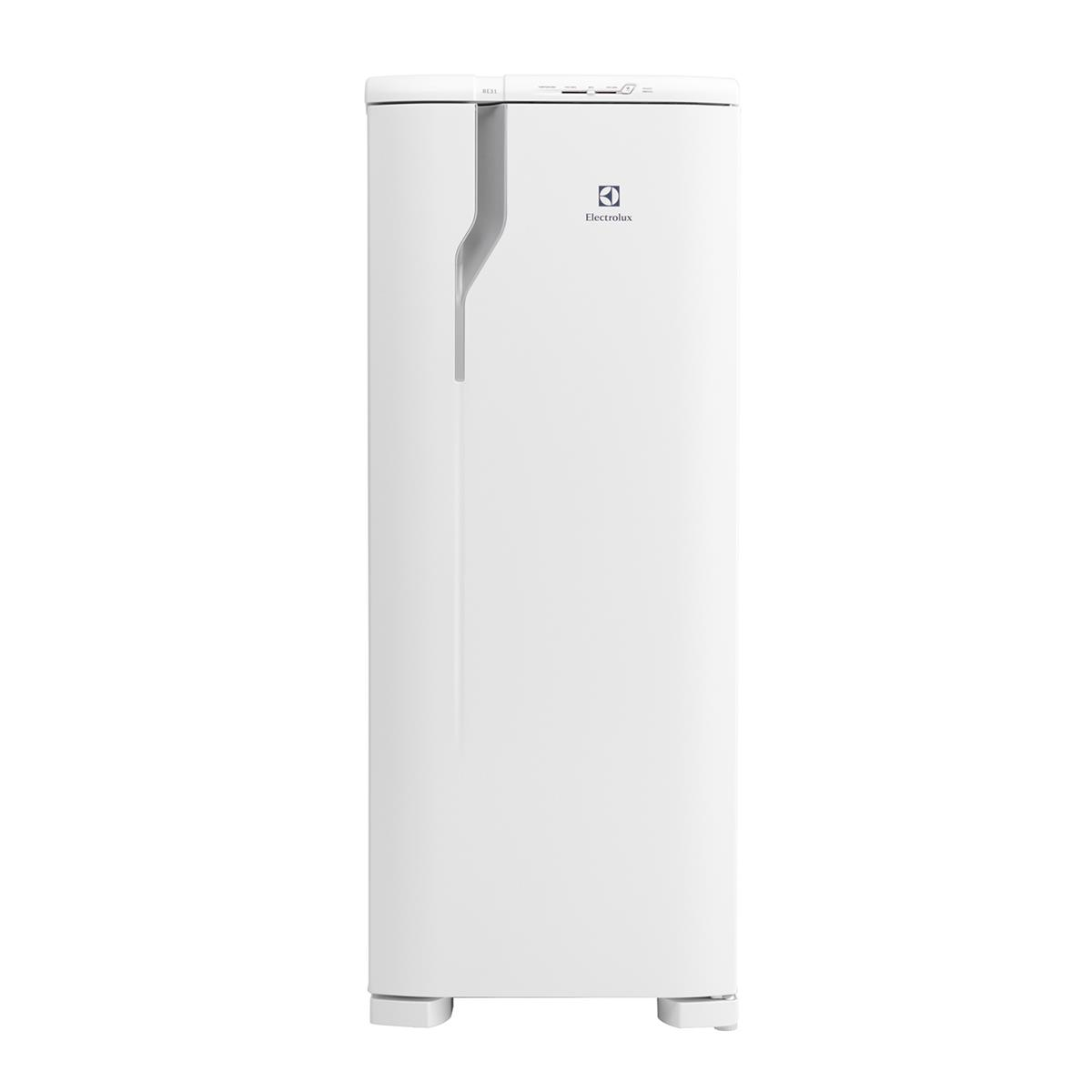 Refrigerador Defrost 1 Porta 240L Branco Re31 Electrolux