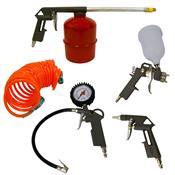 Kit Para Compressor 5 Peças Kt1000 Intech Machine