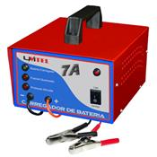 Carregador De Bateria Hobby 16Vdc 7A Unitel