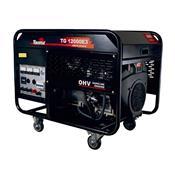 Gerador De Energia Á Gasolina 688Cc 4T Trifásico 380V Tg12000cxe3-380 Toyama