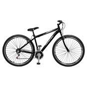 Bicicleta Masculina Ciclone 21 Marchas Aro 29 Preta Master Bike