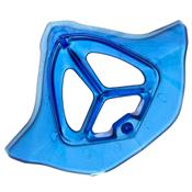 Biqueira Translúcida Para Capacete Th1 Solid Azul Pro Tork