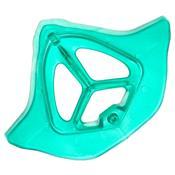 Biqueira Translúcida Para Capacete Th1 Solid Verde Pro Tork