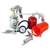 Kit De Acessórios Para Motocompressor Com 5 Peças Motomil