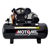 Compressor De Ar Á Diesel 6Hp 175Lbs Mav20/250C Motomil
