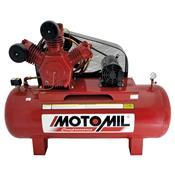 Compressor De Ar 175Lbs 15Hp Trifásico Maw60/425 Motomil
