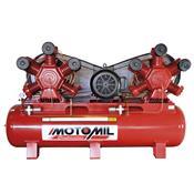 Compressor De Ar 30Hp Trifásico Mawv120/500 Motomil