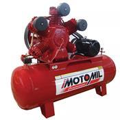 Compressor De Ar 175Lbs 15Hp Trifásico Mawv60/425 Motomil