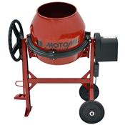 Betoneira Mb-150L 1/2Hp 150L Monofásico 220V Motomil