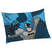 Fronha Avulsa Estampada Azul Batman 4873701 Lepper