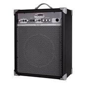 Caixa De Som Amplificada 65W 10 Pol Black Up!10 Ll Áudio