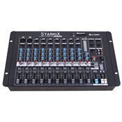 Mesas De Som Starmix Bluetooth 18W 10 Canais S1002dbt Ll Áudio