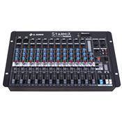 Mesa De Som Starmix Bluetooth 23W 12 Canais S1202dbt Ll Áudio