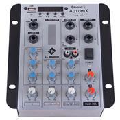 Mesa De Som Automix Bluetooth 4W A302rbt Ll Áudio