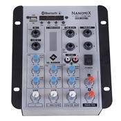 Mesa De Som Nanomix Bluetooth 4W 2 Canais Na302rbt Ll Áudio