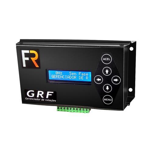 Controlador De Rotação Para Geradores E Motores Estacionários À Diesel Grf Fr
