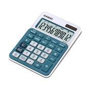 Calculadora Compacta De Mesa 12 Dígitos Ms-20Nc-Bu Casio