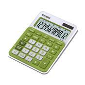 Calculadora Compacta De Mesa 12 Dígitos Ms-20Nc-Gn Casio