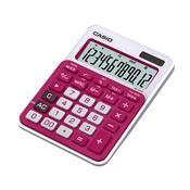 Calculadora Compacta De Mesa 12 Dígitos Ms-20Nc-Rd Casio