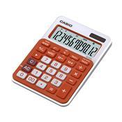 Calculadora Compacta De Mesa Com Visor Amplo De 12 Dígitos Ms-20Nc-Rg