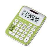 Mini Calculadora De Mesa 8 Dígitos Verde Ms-6Nc-Gn Casio