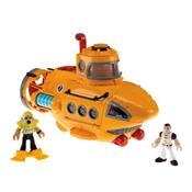 Submarino Aventura Imaginext N8270 Fisher Price