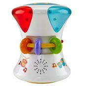 Tambor Cores E Sons 2 Em 1 Cfn02 Fisher Price