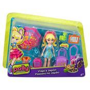 Boneca Polly Pocket Passeio No Japão Dwb83 Polly