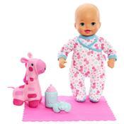 Boneca Little Mommy Bebê Doces Sonhos Dtv56 Polly