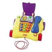 Telefone Musical Aprender E Brincar Y9852 Fisher Price