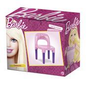 Brinquedo Cadeira Infantil Da Barbie 6927-1 Fun