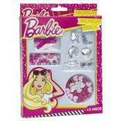 Miçangas Infantis Pink Da Barbie 8111-7 Fun