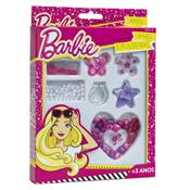 Anel E Pulseira Da Barbie Miçangas Fashion 8111-8 Fun