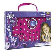 Pulseira E Pingentes Infantil Equestia Girls Grande 7925-5 Fun