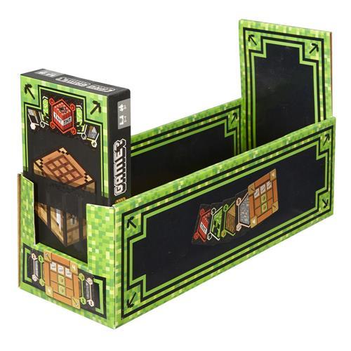 Jogo De Cartas Minecraft Card Game Cartonado Dng61 Bonecos