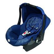 Bebê Conforto Nino Com Capota Upper Até 13 Kg Azul Tutti Baby